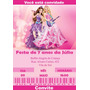 Convite Digital Personalizado Barbie