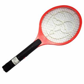 Raquete Elétrica Mata Pernilongo Mosquito Recarregável Bivol