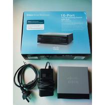 Switch 16 Puertos 10/100 Cisco Sf 100d-16
