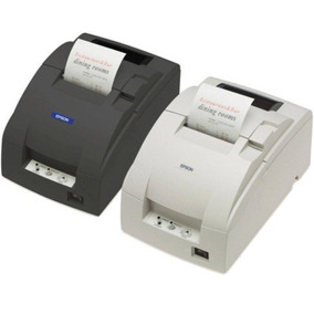 Impresora Ticketeadora-comandera Epson Tmu-220serie