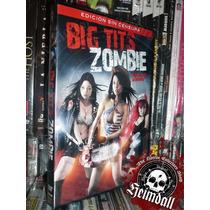 Dvd Big Tits Zombie Gore Japones Terror Erotico Sub Español