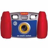 Câmera E Filmadora Infantil Meu Primeiro Gradiente Binócul0