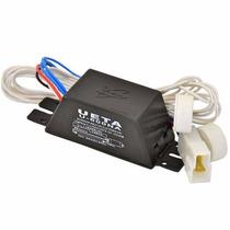 Reator Inversor 12v Para Lâmpada Fluorescente 15-40w Ônibus