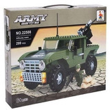 Lego City Army Alterno Carro Blindado Ametralladora Guerra