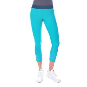 Nike Womens Dri Fit Running Licra Pants Aqua