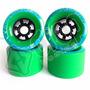 Roda Skate Longboard Dropwheels 83mm Importada Prontaentrega