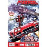 Revista Hq Deadpool 1