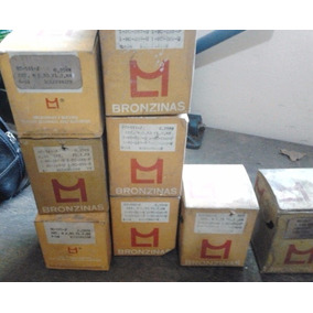 Jg Bronzina Fusca Kombi 1200 Bc-141 Ext 0,50 X 0,25 Int Eixo