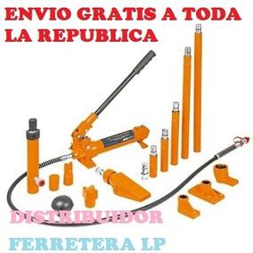 Porto Power Hidráulico De 4 Toneladas + Envio Gratis