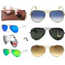 Óculos Ray Ban Aviador Óculos De Sol Promoção Todas As Cores