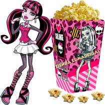 Kit Imprimible Monster High Candy Bar Y Cotillon Cumples 2x1