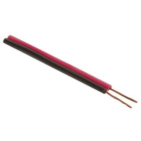 Cable Duplex, Bicolor, De Calibre 22 Awg Pot22bi100