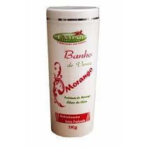 Extrat Liss - Banho De Verniz - Morango 1 Kg Frete Grátis