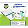 Kit Pizzini Tablero Dibujo Tecnico 50x60 Atril 6 Posiciones