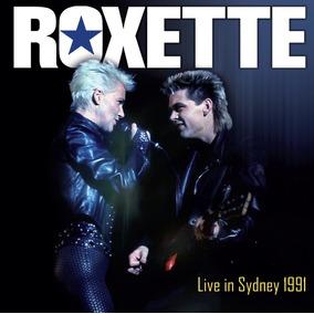 Roxette / Live In Sidney 1991 - Vinilo