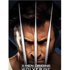 Wolverine Imortal Garras Cosplay Aço