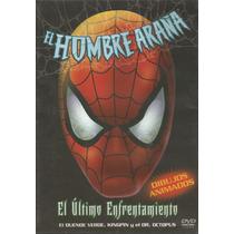 Dvd Anime Spiderman El Hombre Araña El Ultimo Enfrentamiento