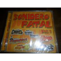Cd Sonidero Fatal Vol 1 Nuevo
