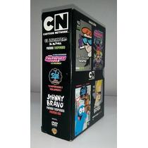 Coleccion De Caricaturas De Cartoon Network En Dvd