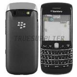 Carcasa Para Blackberry 9790 Negro