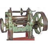 Maquina De Rebajar Suela (industria Calzado)
