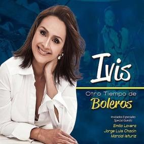 Cd Música Bolero Otro Tiempo De Boleros Ivis (digital)