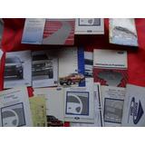 Lote Manual Garantia Ford Escort Ka Focus Orion Explorer