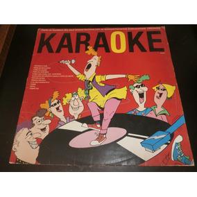 Lp Karaokê - Wea, Disco Vinil, Ano 1985