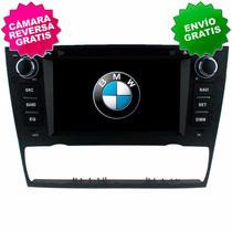 Autoestereo Navegador Gps Bmw E90 Serie 3 Dvd Usb Bt Pantall