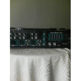 Mesclador Amplificador De Sonido