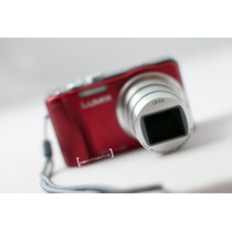 Camara Panasonic Dmc- Zs20 Red (tz30)