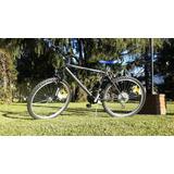 Bicicleta Rod 26 Todo Terreno Con Amortiguador Y 18 Cambios