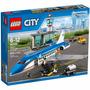 Lego City 60104 Aeroporto, Novo, A Pronta Entrega