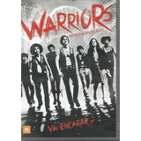 Dvd Warriors Os Selvagens Da Noite - Walter Hill, Lacrado#