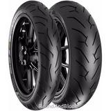 Neumáticos De Moto R17 120/60 Diablo Rosso Il.