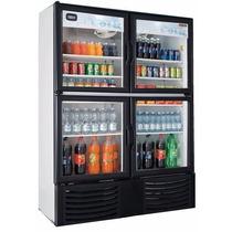 Refrigerador Exhibición 42 Pies Cúbicos, 4 Puertas Vrd-42