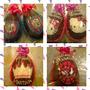 Súper Huevo De Pascua N° 25 Más De 1 Kilo De Chocolate