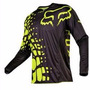 Polera Descenso O Motocross, Troy Lee Y Fox.