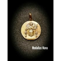 Medalla En Oro Del Santo Niño De Atocha