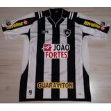 Camisa De Jogo Do Botafogo 2011 Fila #8 João Fortes Havoline