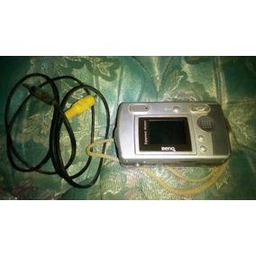 Camara Digital C/flash Benq Dc35 3mp Recargable Webcam
