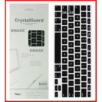 Protetor De Teclado Silicone Para Macbook Pro Air Película