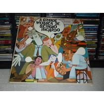 Lp Sérgio Ricardo - A Grande Música De - 1967