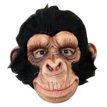 Máscara De Látex De Chimpancé,chango,mono, Máscara De Chango