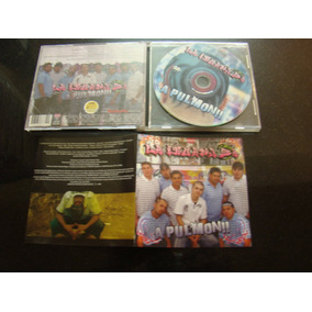 La Ihuana Za A Pulmon 2008 Argentina Cd Nm+