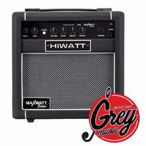 Amplificador De 8 Para Guitarra Hiwatt G15-15 Watts