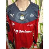 Jersey Santos Laguna Puma 100%original Portero Profesional