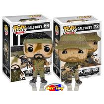 Call Of Duty Set 2 Piezas Frank Funko Pop On Toy