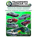 Taxi Prepagados A Bajo Costo Y Base En Maracay Cagua Turmero