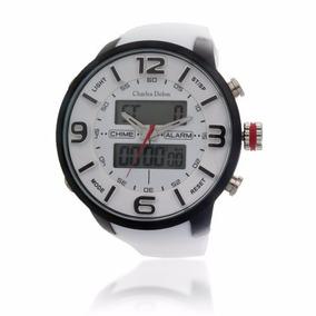 Reloj Hombre Deportivo Charles Delon